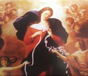 Terço de 31 de maio dedicado a Nossa Senhora Desatadora de Nós