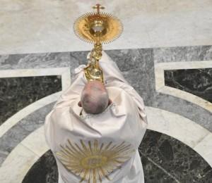 As celebrações presididas pelo Papa no mês de junho