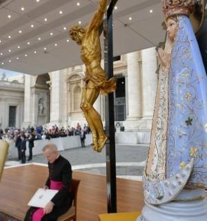Papa une-se em oração aos argentinos na Festa de Nossa Senhora de Luján