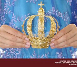 Coroa de N. Sra. Aparecida foi doada pela Princesa Isabel em 1868