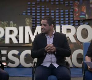 Padre Samuel dá entrevista ao programa Primeiro Escalão! Assista dia 25/09/2019